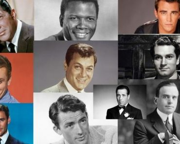 10 Famous Old Hollywood Actors