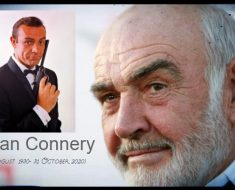 Biography Of Sir Sean Connery