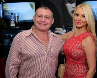 Svetlana Parnas with Husband Lev-Parnas