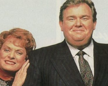 Rosemary Margaret Hobor with Husband John Candy