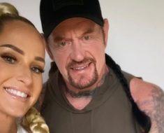 Undertaker wife Michelle Mccool