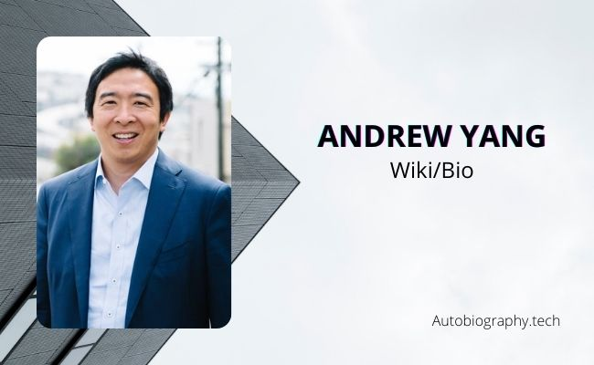 Who is Andrew Yang