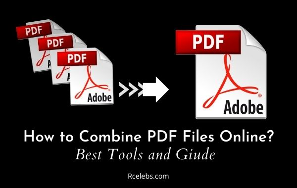 How to Combine PDF Files Online