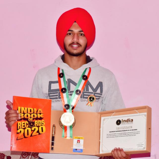 Kuwar Amritbir Singh Biography