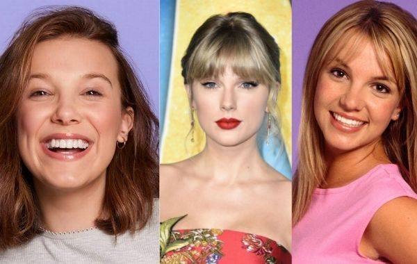 The Most Googled Hollywood Female Celebrities in 2021